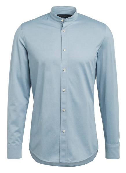 DRYKORN Jerseyhemd TAROK Slim Fit, Farbe: HELLBLAU (Bild 1)