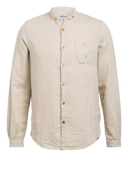 Luis Trenker Trachtenhemd BERNET Regular Fit, Farbe: CREME (Bild 1)