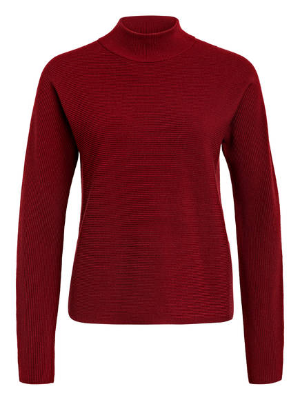 HUGO Pullover SIDRIANNY, Farbe: DUNKELROT (Bild 1)