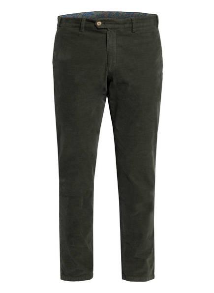 HILTL Chino TIERRE Slim Fit, Farbe: OLIV (Bild 1)