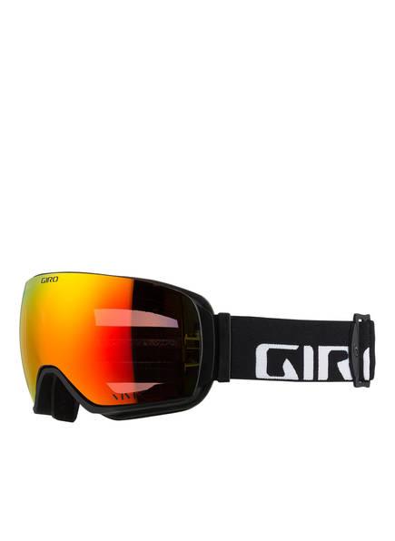 GIRO Skibrille ARTICLE, Farbe: SCHWARZ/ GELB/ ORANGE (Bild 1)