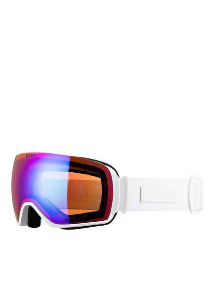 GIRO Skibrille LUSI , Farbe: WEISS/ PINK (Bild 1)