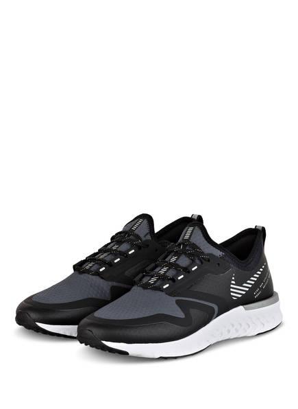 Nike Fitnessschuhe ODYSSEY REACT 2 SHIELD, Farbe: SCHWARZ/ DUNKELGRAU (Bild 1)
