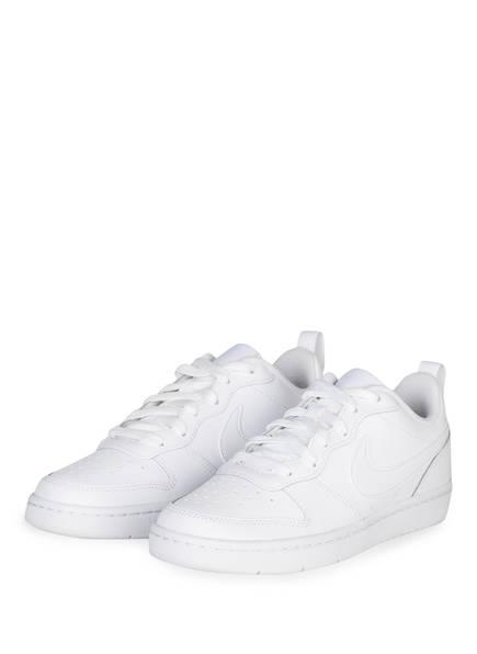 Nike Sneaker COURT BOROUGH LOW 2, Farbe: WEISS (Bild 1)