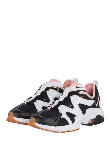 Nike Plateau-Sneaker AIR MAX GRAVITON, Farbe: WEISS/ SCHWARZ (Bild 1)