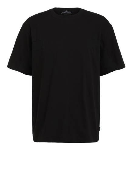 STONE ISLAND SHADOW PROJECT T-Shirt, Farbe: SCHWARZ (Bild 1)