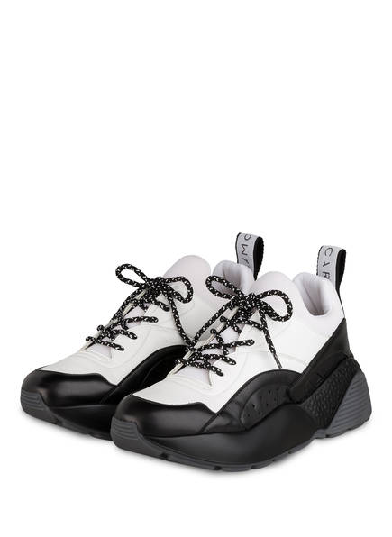 STELLA McCARTNEY Sneaker ECLYPSE, Farbe: SCHWARZ/ WEISS (Bild 1)