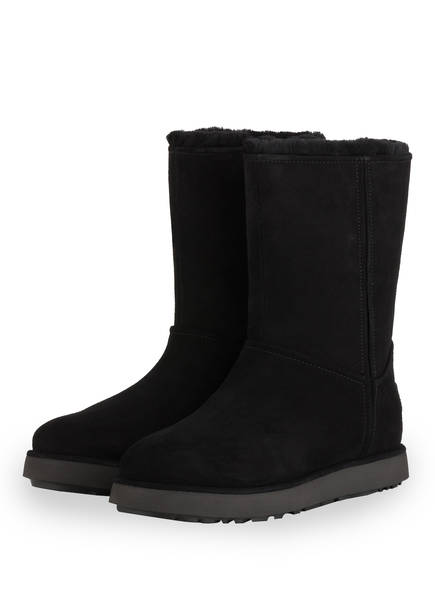 UGG Boots CLASSIC SHORT BLVD, Farbe: SCHWARZ (Bild 1)