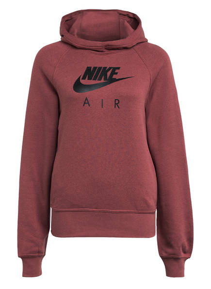 Nike Hoodie, Farbe: HELLROT (Bild 1)