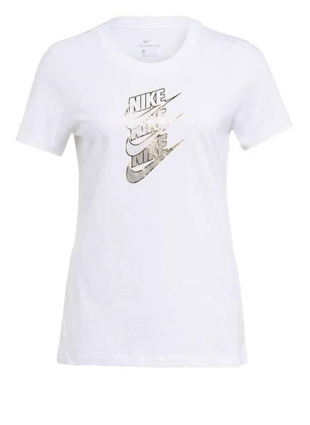 Nike T-Shirt SHINE, Farbe: WEISS (Bild 1)