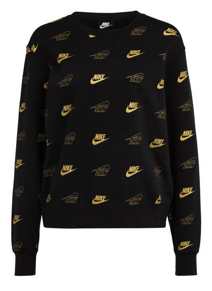 Nike Sweatshirt, Farbe: SCHWARZ (Bild 1)
