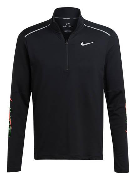 Nike Laufshirt, Farbe: SCHWARZ (Bild 1)