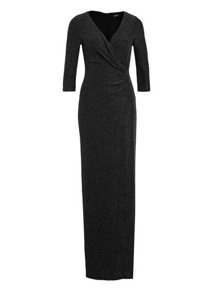Vera Mont Abendkleid , Farbe: SCHWARZ/ SILBER (Bild 1)