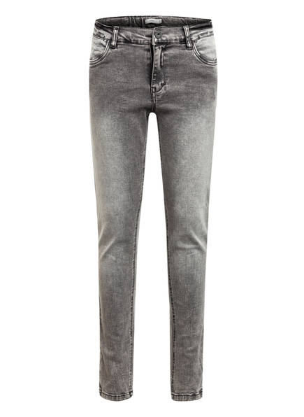 name it Jeans Slim Fit, Farbe: MEDIUM GREY DENIM (Bild 1)