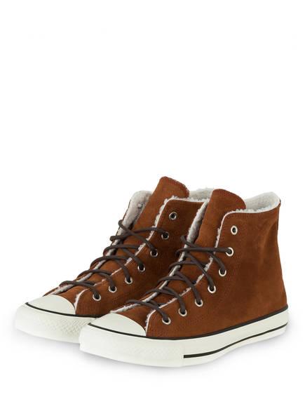 CONVERSE Hightop-Sneaker CHUCK TAYLOR ALL STAR , Farbe: COGNAC (Bild 1)