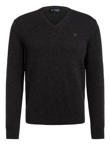 HACKETT LONDON Pullover, Farbe: DUNKELGRAU (Bild 1)