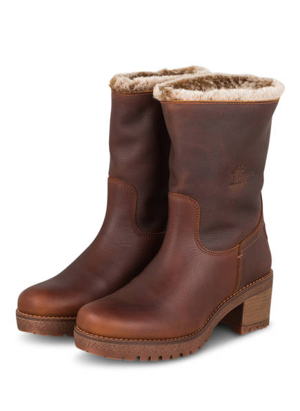 PANAMA JACK Boots PIOLA, Farbe: BRAUN (Bild 1)