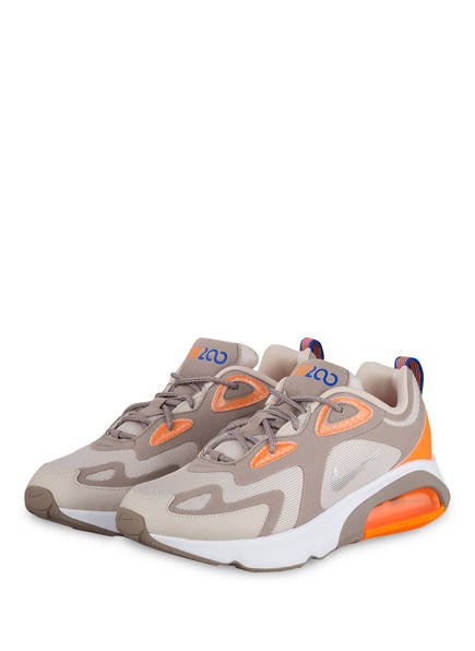 Nike Sneaker AIR MAX 200 WTR, Farbe: BEIGE/ ORANGE (Bild 1)