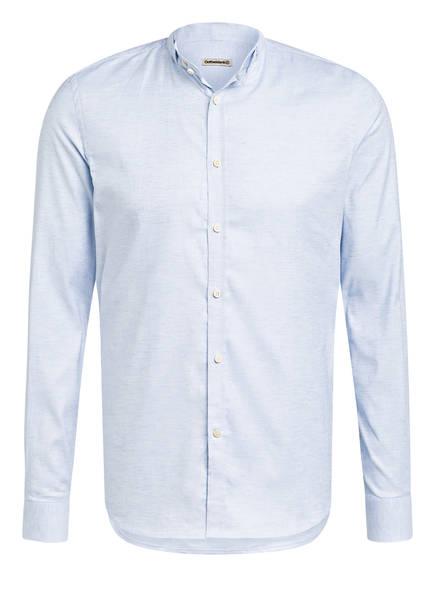 Gottseidank Trachtenhemd LENZ Slim Fit , Farbe: HELLBLAU (Bild 1)