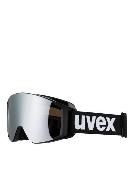 uvex Skibrille G.GL 3000 TOP, Farbe: SCHWARZ MATT (Bild 1)