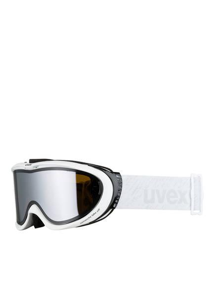 uvex Skibrille COMANCHE TO, Farbe: WEISS (Bild 1)