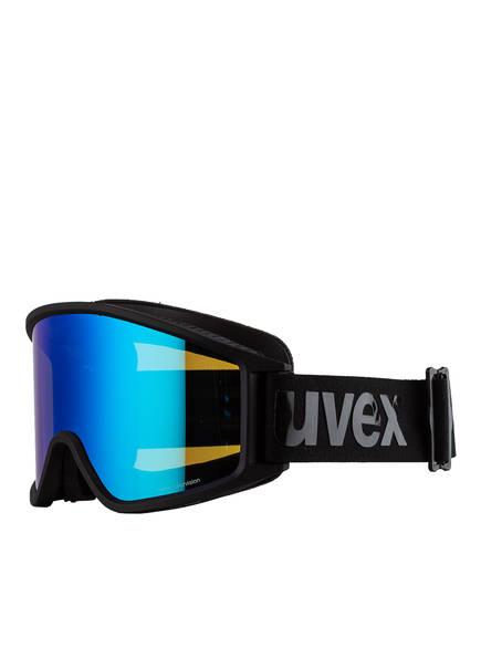 uvex Skibrille G.GL 3000 CV , Farbe: SCHWARZ/ BLAU (Bild 1)