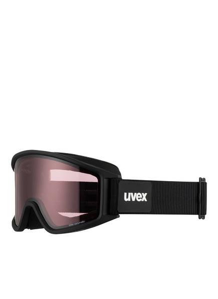 uvex Skibrille G.GL 3000 V, Farbe: SCHWARZ MATT (Bild 1)