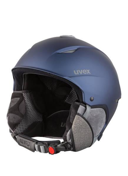 uvex Skihelm PRIMO, Farbe: BLAU MATT (Bild 1)