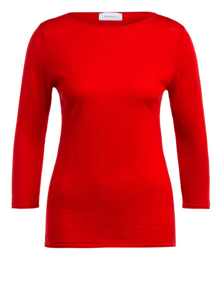 DARLING HARBOUR Pullover aus Schurwolle, Farbe: ROT (Bild 1)