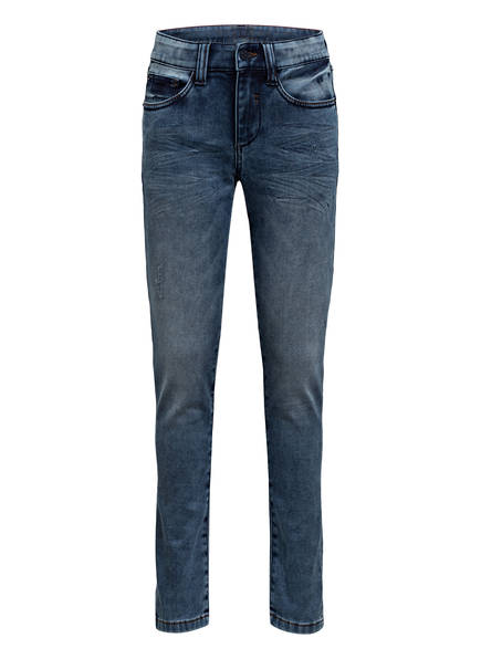 s.Oliver Jeans SEATTLE Skinny Fit, Farbe: 55Z5 BLUE SRETCH DENIM (Bild 1)
