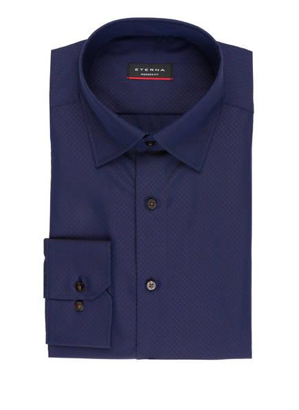 ETERNA Hemd Modern Fit, Farbe: DUNKELLILA  (Bild 1)