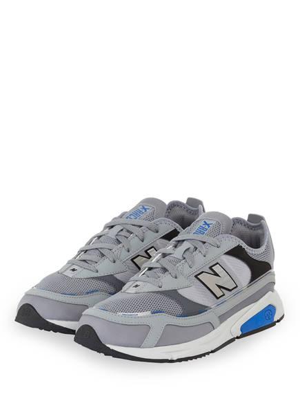 new balance Sneaker X-Racer, Farbe: HELLGRAU/ BLAU (Bild 1)
