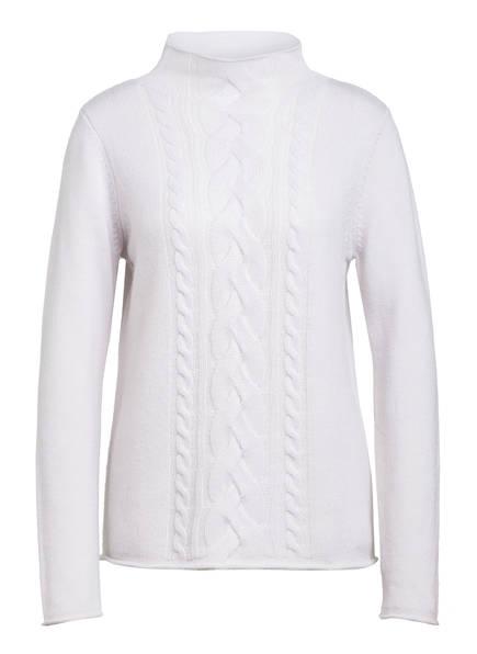 DARLING HARBOUR Pullover mit Cashmere, Farbe: WEISS (Bild 1)