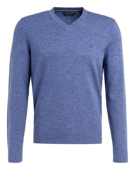 Marc O'Polo Pullover , Farbe: BLAU (Bild 1)