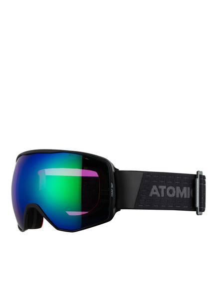 ATOMIC Skibrille COUNT 360° HD BLACK, Farbe: SCHWARZ/ BLAU (Bild 1)