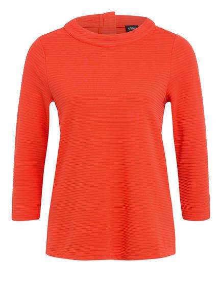 s.Oliver BLACK LABEL Shirt, Farbe: ORANGE (Bild 1)
