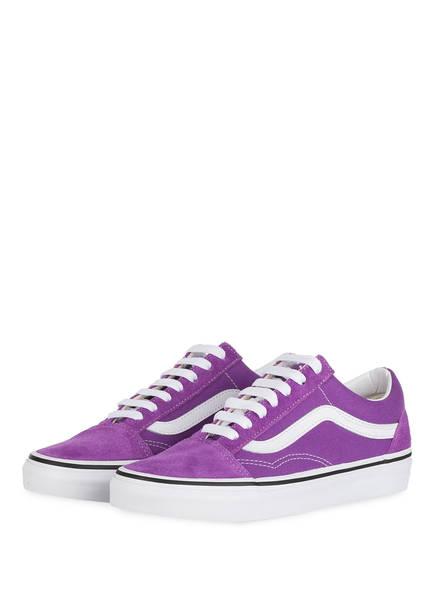 VANS Sneaker OLD SKOOL , Farbe: LILA (Bild 1)
