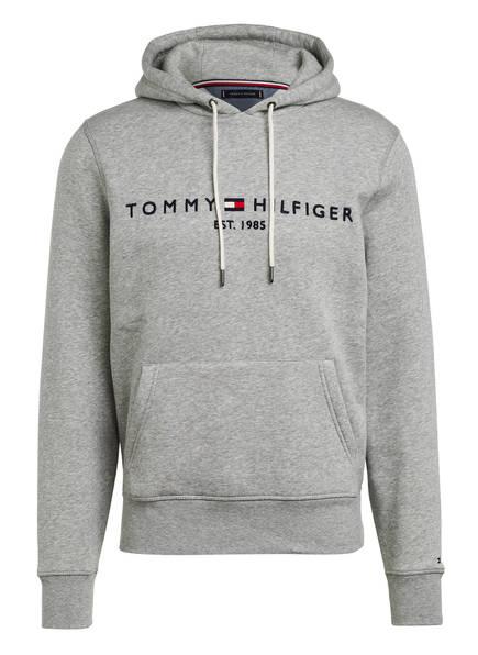 TOMMY HILFIGER Hoodie, Farbe: GRAU (Bild 1)