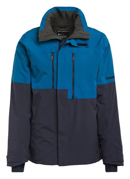 SCOTT Skijacke ULTIMATE DRYO 10, Farbe: BLAU (Bild 1)
