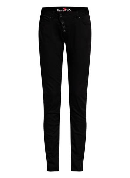 Buena Vista Skinny-Jeans MALIBU, Farbe: BLACK (Bild 1)