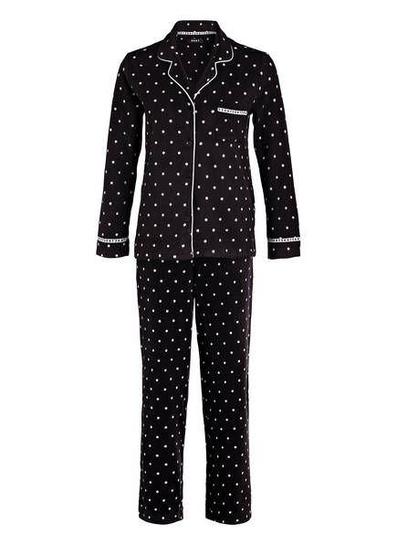 DKNY Schlafanzug, Farbe: SCHWARZ/ WEISS (Bild 1)