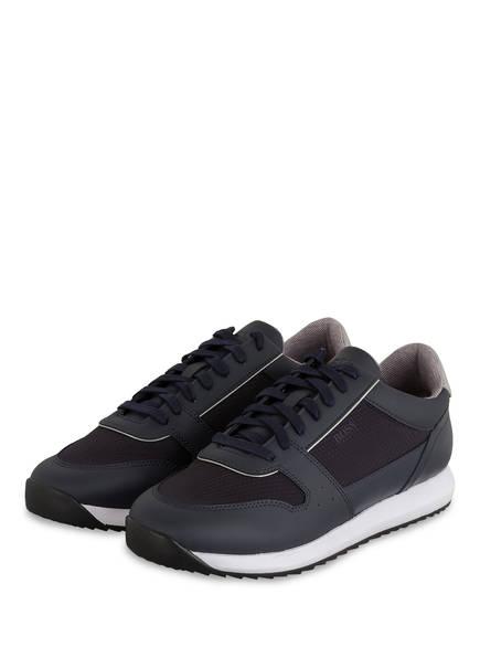 BOSS Sneaker SONIC RUNN RBTR, Farbe: DUNKELBLAU (Bild 1)