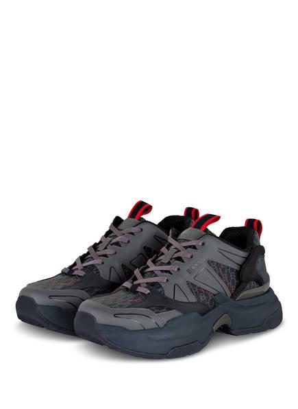 BOSS Sneaker RANGER RUNN, Farbe: DUNKELBLAU/ GRAU (Bild 1)