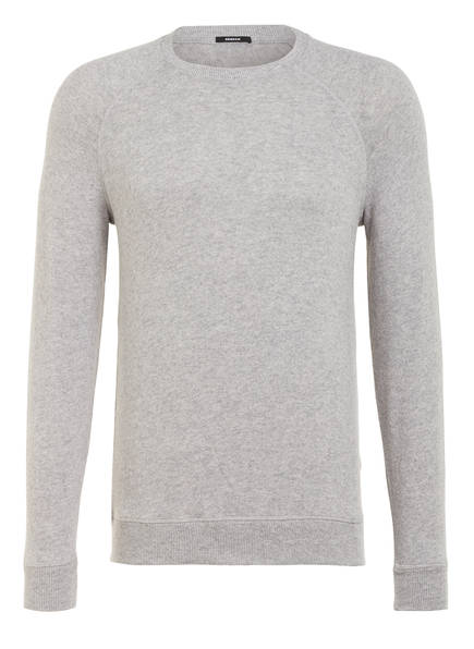DENHAM Pullover, Farbe: HELLGRAU MELIERT (Bild 1)