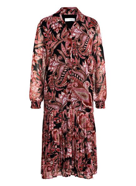 rich&royal Kleid , Farbe: SCHWARZ/ ROT/ ROSA (Bild 1)