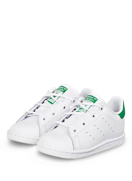 adidas Originals Sneaker STAN SMITH , Farbe: WEISS/ GRÜN (Bild 1)