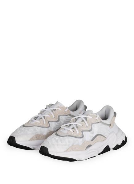 adidas Originals Sneaker OZWEEGO , Farbe: WEISS/ HELLGRAU (Bild 1)