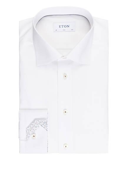 ETON Hemd Slim Fit , Farbe: WEISS (Bild 1)