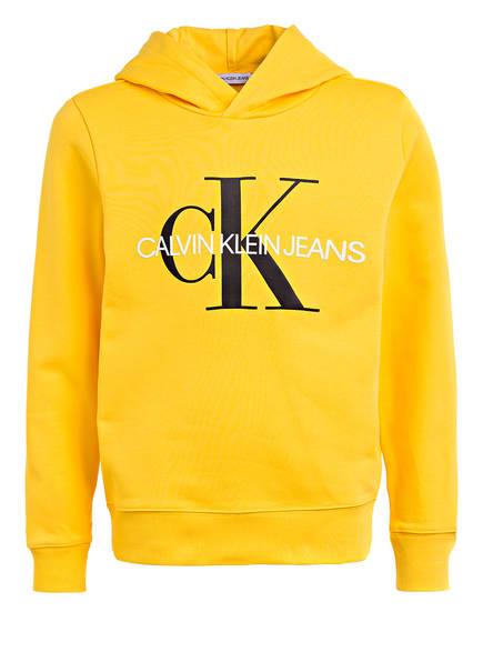 Calvin Klein Hoodie , Farbe: GELB (Bild 1)