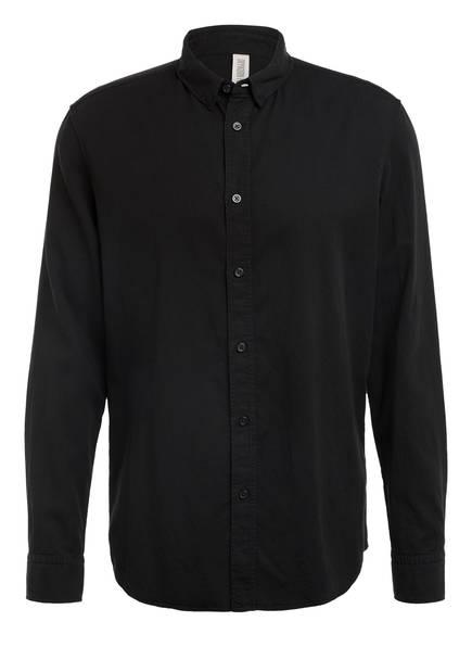 DRYKORN Hemd LOKEN Regular Fit, Farbe: SCHWARZ (Bild 1)
